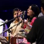 Zohreh Jooya. Actuación en festival de worldmusic. Afgan Music.