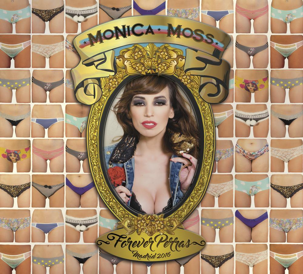 Mónica Moss portada