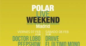 polar live weekend madrid