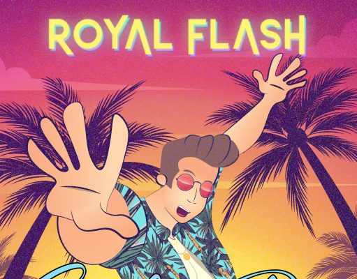 THE ROYAL FLASH SURFIN PUTO